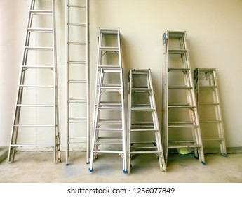 steel staircase for use in factories