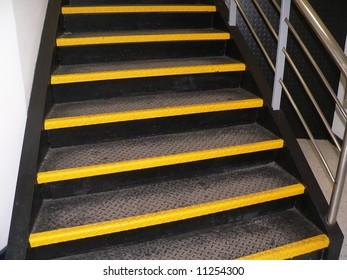 Steel Stairway