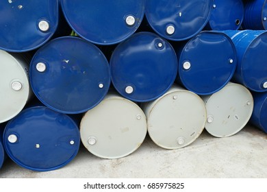 Steel tank for container chemical, oil, liquid, and more.