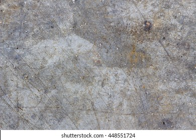 Steel texture. Corroded white metal background. Rusted white painted metal wall. Rusty metal background with streaks of rust. Rust stains. The metal surface rusted spots. rust corrosion.