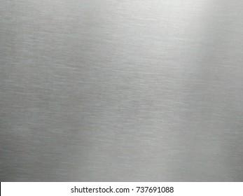 Steel texture panel metal background