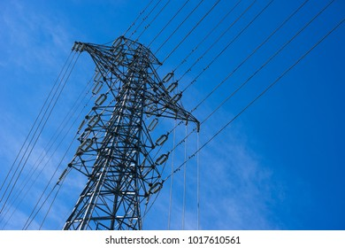 Steel Tower for High Voltage Transmission Line