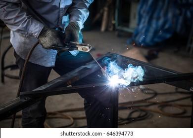 Steel welding-3