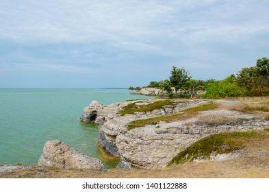 Steep Rock Beach RM of Grahamdale, Manitoba