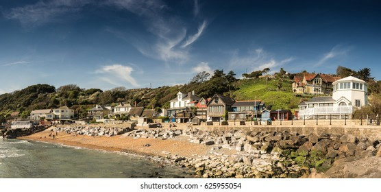 Steephill Cove, Isle of Wight, England