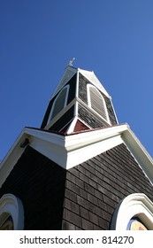 Steeple of Old Downtown Church