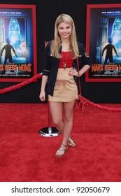 "Stefani Scott at the ""Mars Needs Moms"" World Premiere, El Capitan, Hollywood, CA. 03-06-11"