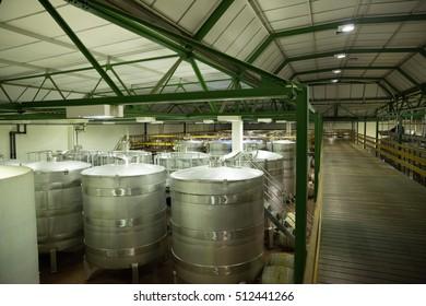 Stellenbosch , South Africa: 29 JANUARY 2015: Groot Costantia Stellenbosch Wine Tasting tour
