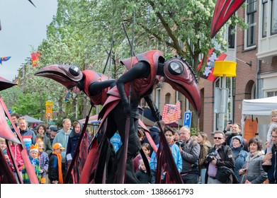 Steltentheater Close Act With Performance Fenix At Amsterdam The Netherlands 2019Steltentheater Close Act With Performance Fenix At Amsterdam The Netherlands 2019