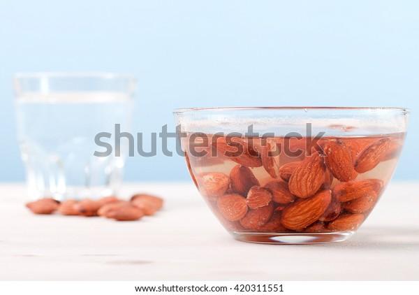step by step recipe for almond milk