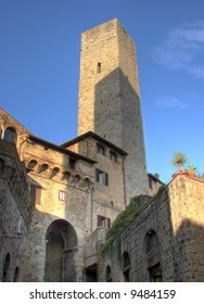 Step into San Gimignano and you step into medieval Italy. The quaint Tuscan town, set 334 metres above sea level, against a background of deep green hills, is almost an anachronism in today's world.