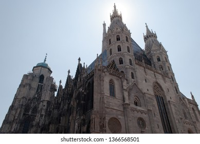 Vienna Stephansdom Images Stock Photos Vectors Shutterstock