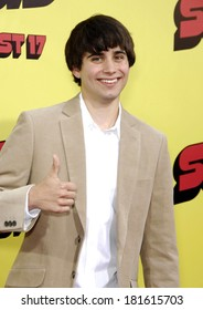 Stephen Borello at Premiere of SUPERBAD, Grauman's Chinese Theatre, Los Angeles, CA, August 13, 2007