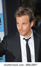 """Stephen Dorff at the Los Angeles premiere of his new movie """"Public Enemies"""" at Mann Village Theatre, Westwood. June 23, 2009  Los Angeles, CA Picture: Paul Smith / Featureflash"""