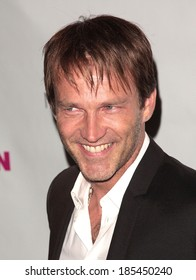 Stephen Moyer at NYLON Magazine TV Issue Launch Party, SKY BAR at Mondrian Hotel, Los Angeles, CA August 24, 2009