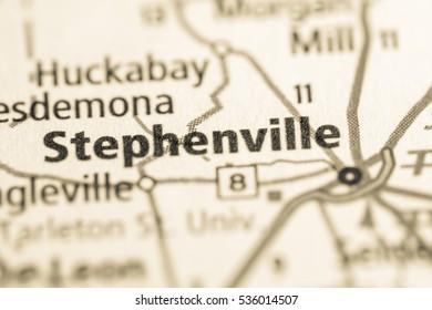 Stephenville. Texas. USA