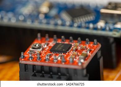 Stepper Motor Driver Arduino Project