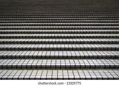 Steps, Hong Kong.