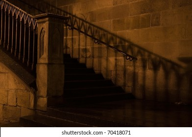Steps in the past