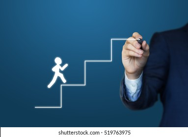 steps to success and career growth