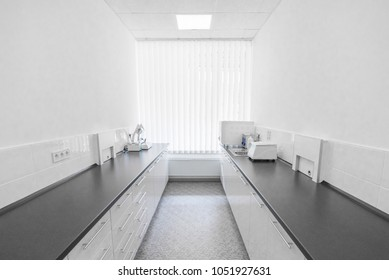 Sterilization room for dental appliances