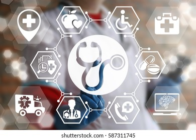Stethoscope medicine health care therapy diagnosis pulse medication concept. First aid, treatment, healthy insurance technology. Medical help, support, emergency, ambulance. Audition heart and lungs