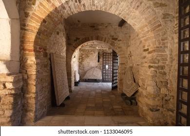 ฺBasilica of St.Euphrasius in Plitvuce City ,Croatia