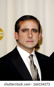 Steve Carell in the press room for OSCARS 78th Annual Academy Awards, The Kodak Theater, Los Angeles, CA, March 05, 2006