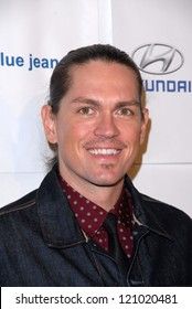 Steve Howey at the Blue Tie Blue Jean Ball, presented by Austism Speaks, Beverly Hilton, Beverly Hills, CA 11-29-12