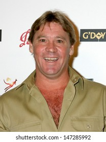 Steve Irwin Penfolds Icon Gala Dinner Palladium  Los Angeles, CA January 14, 2006