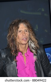 Steven Tyler at the American Idol Finalists Party at The Grove Los Angeles. March 3, 2011  Los Angeles, CA Picture: Paul Smith / Featureflash