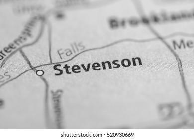 Stevenson. Maryland. USA