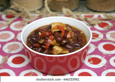 Stew of beans