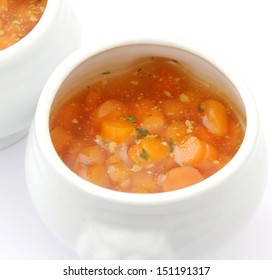 Stew of carrots