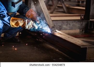 Stick Welding tips and tricks during the welding of  steels