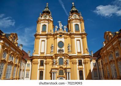 Stift Melk Abbey Church - Austria