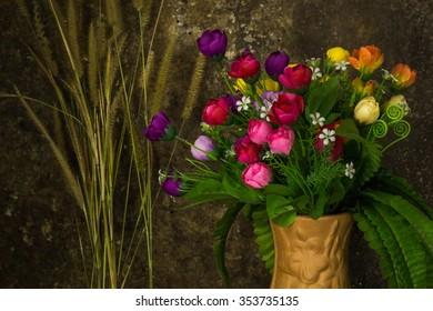 still life flower