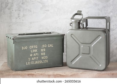 Ammo Container Images, Stock Photos & Vectors | Shutterstock