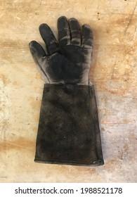 Durée de vie du gant de soudage en cuir monorésistant à la chaleur