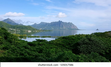 Still Water in Kaneohe Bay