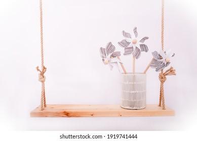 Stillleben design Kunst Shool white object