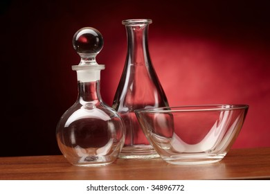 Still-life glass