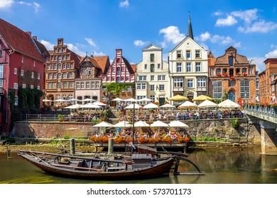 Stintmarket, Lueneburg