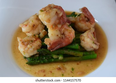 stir fried with shrimp