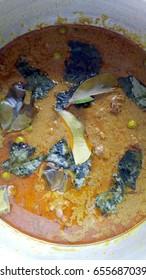 Stir Fried Southern Thai Foods