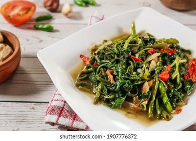 Cah Kangkung Images Stock Photos Vectors Shutterstock