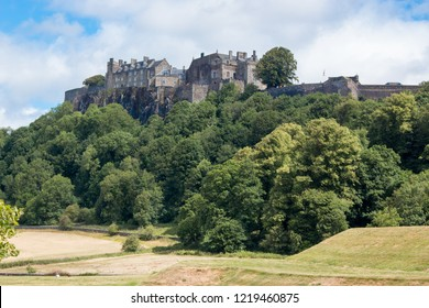 Stirling is a city in central Scotland. At the heart of its old town, medieval Stirling Castle is on a craggy volcanic rock scotland united kingdom europe