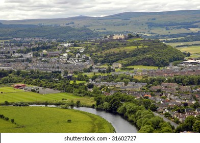 Stirling. Scotland.