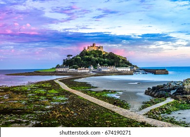 St.Michaels Mount, Cornwall England