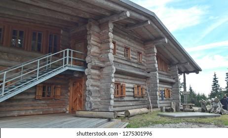 Stoa Alm Chalet - Mönichkirchen, Austria